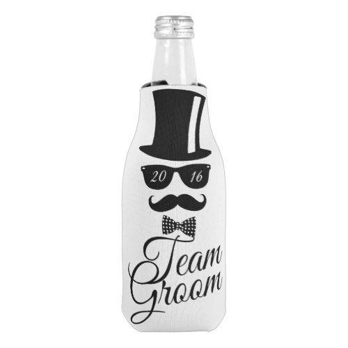 Team Groom 2016 Bottle Cooler