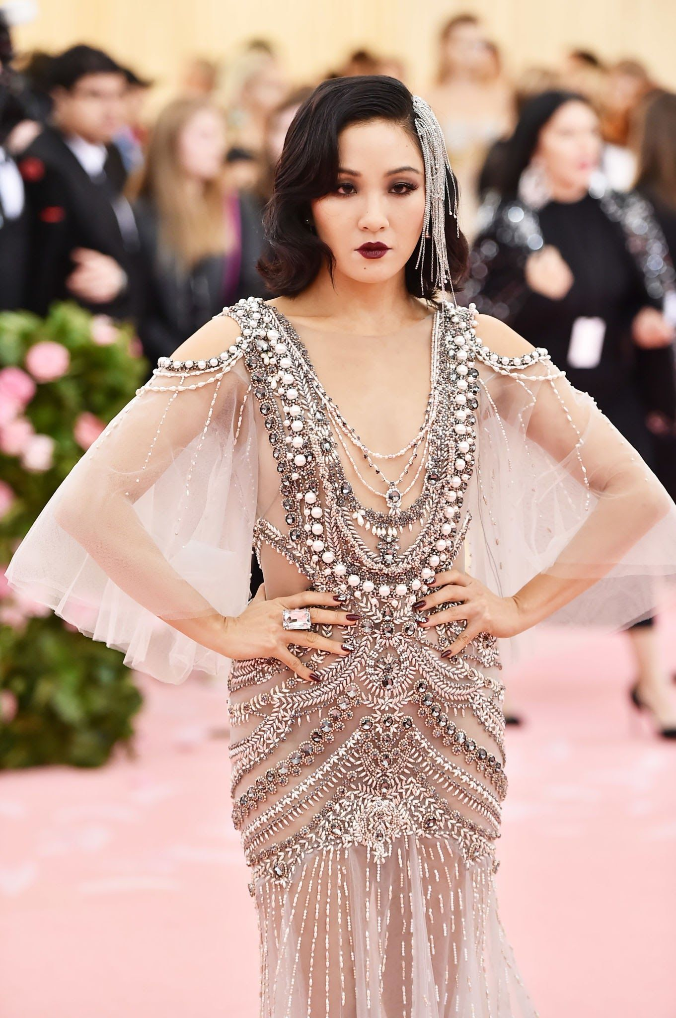 Constance Wu from Crazy Rich Asians World Premiere The
