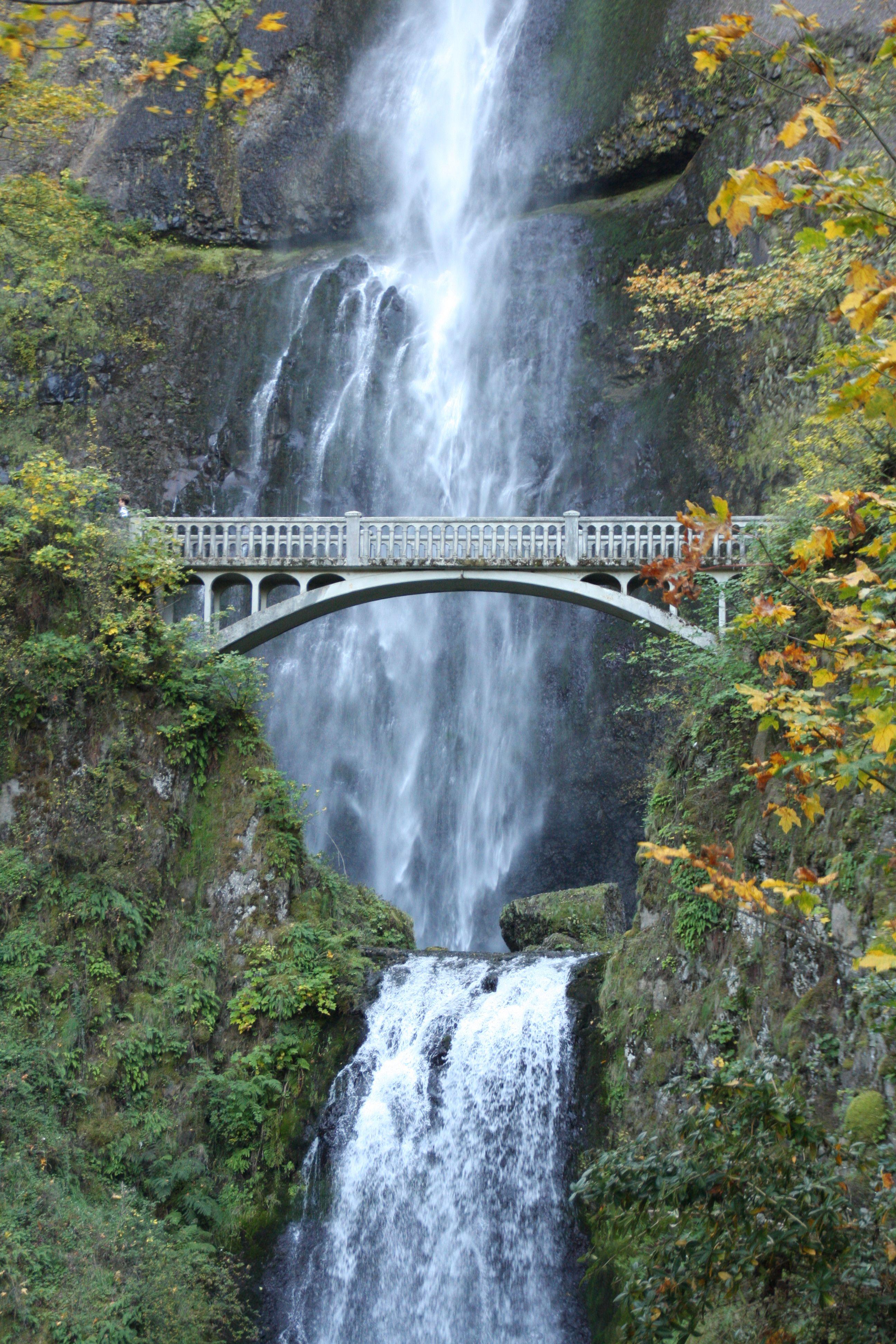 Multnomah Falls OR Multnomah Falls OR