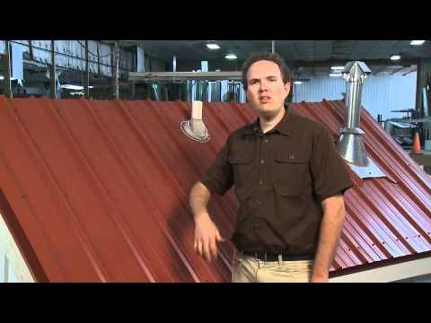 How To Install Metal Roof Metal Roof Installation Metal Porch Roof Metal Roof Installation Roof Installation Roofing
