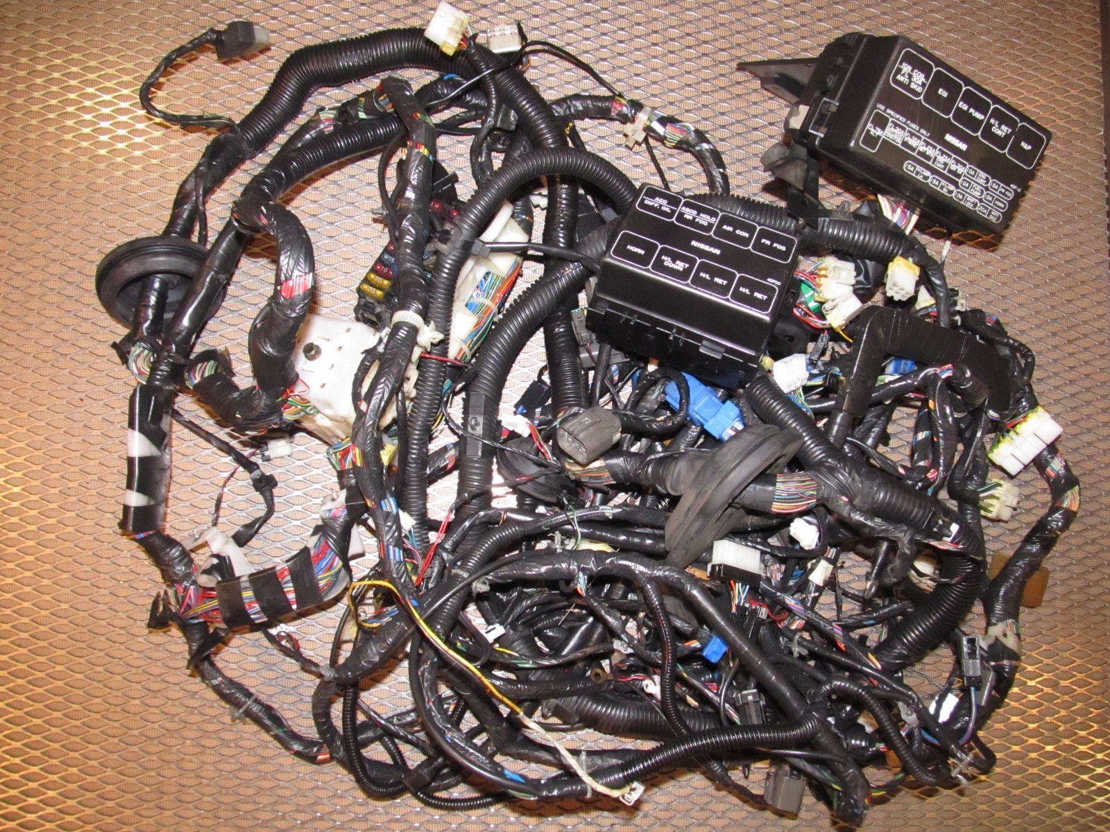 89 240sx fuse box wiring diagram technic240sx fuse box wiring library89 90 nissan 240sx oem fuse [ 1600 x 1200 Pixel ]