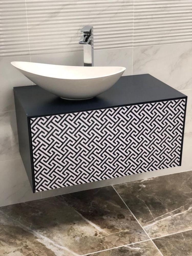 Bathroom Vanity Unit Black White Martin Furniture Bathroom Vanity Units Bathroom Store