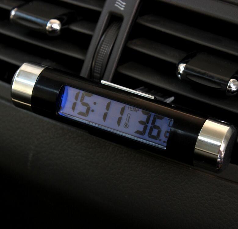 car temperature gauge hot