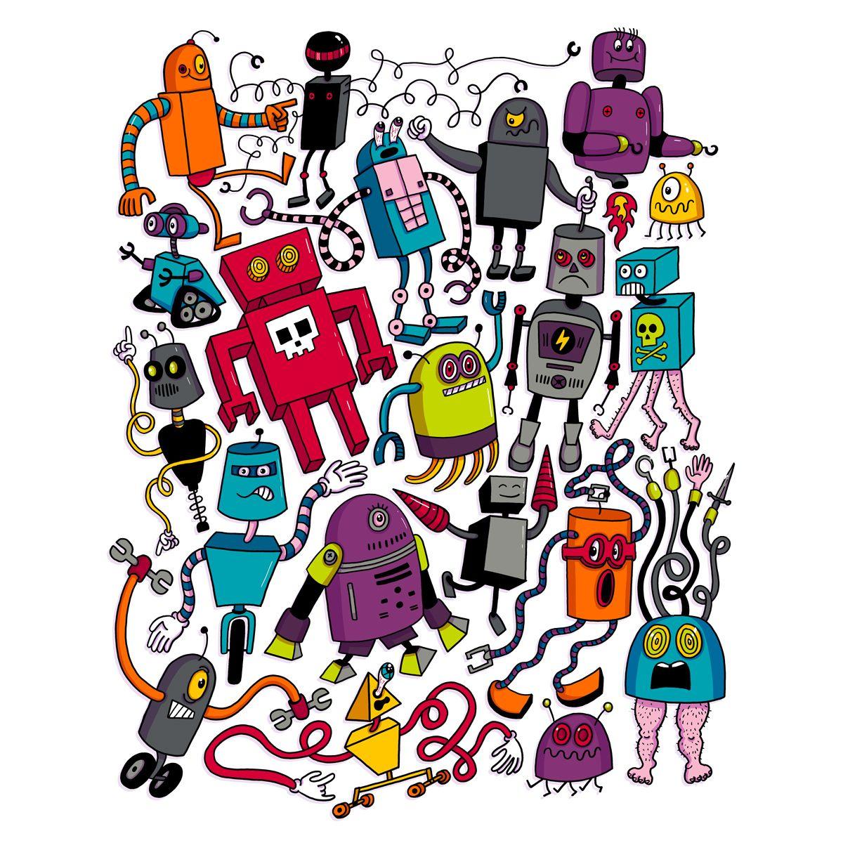 Chris Piascik | Robots 2