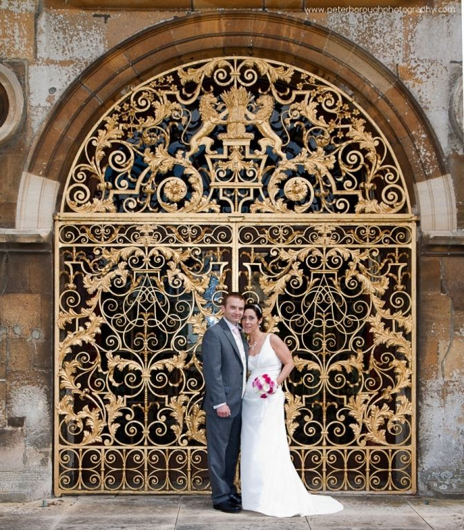 Get Married At A Venue With Style BURGHLEY HOUSE WEDDING
