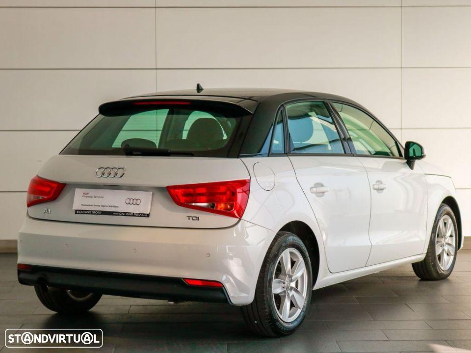 Audi A1 1 4 Tdi 90cv 3 Audi A Carro Mais Vendido Audi A1