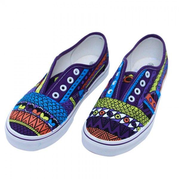148e12f86f913 sneakers-personalizadas-zapatillas-vans-ropa-mujer-lila-custom ...