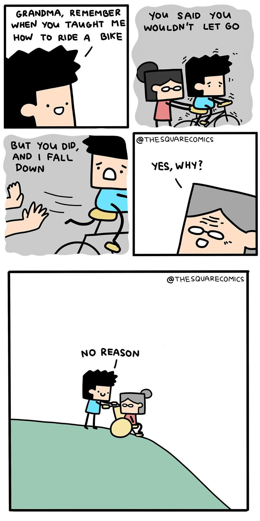 50 Comics That People With Dark Humor Will Probably Like By Square Comics New Pics Dark Humor Comics Dark Humor Jokes Dark Humor