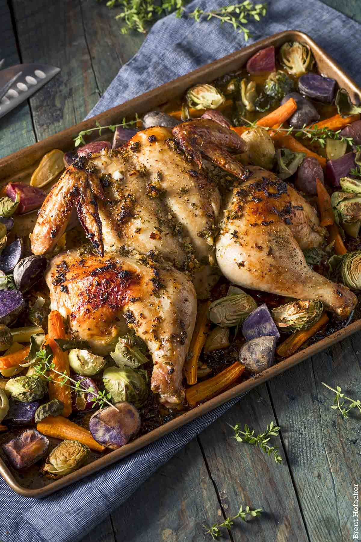 What is Spatchcocking? in 2020 Roasted chicken, Cooking