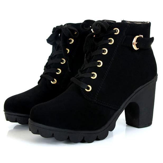 Préférence bottine avec lacet | nice shoes | Pinterest | Lacet, Bottines et  UR89