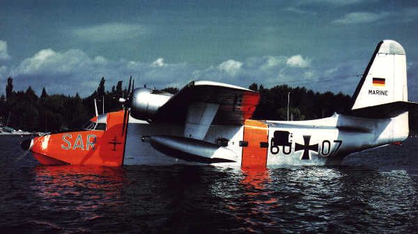 Does it get more ballin' than a Grumman Albatross? I THINK NOT!