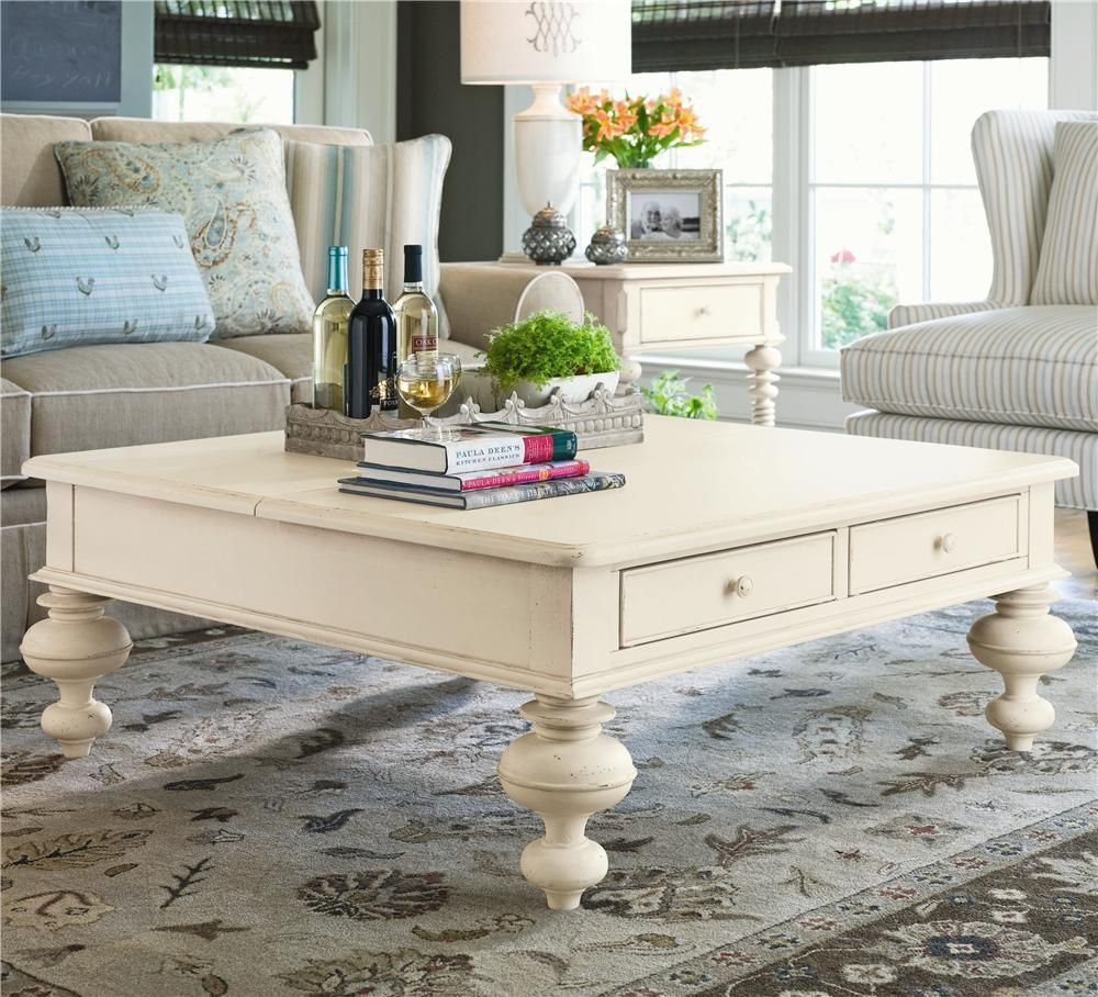 Paula Deen Home Put Your Feet Up Table by Paula Deen by Universal ...