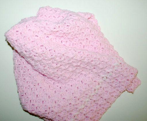 Fast Easy Baby Blanket Pattern Crochet Baby By Czechbeaderyshop