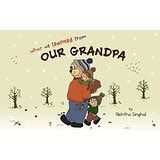 What We Learned from Our Grandpa children's #kindle book (free download 7/25/16)