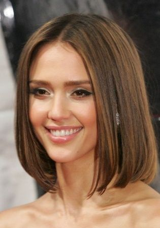 Looking for a new hair cut... Something short-ish. Easy to ...