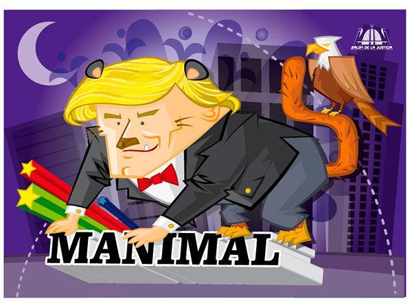 MANIMAL by Juan David Giraldo www.behance.net/juandagiraldo