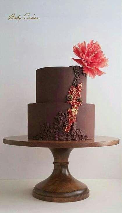 Elegant Cakes Art Flower Beautiful Sugar Cake Designs Bakeries Wedding Sugaring