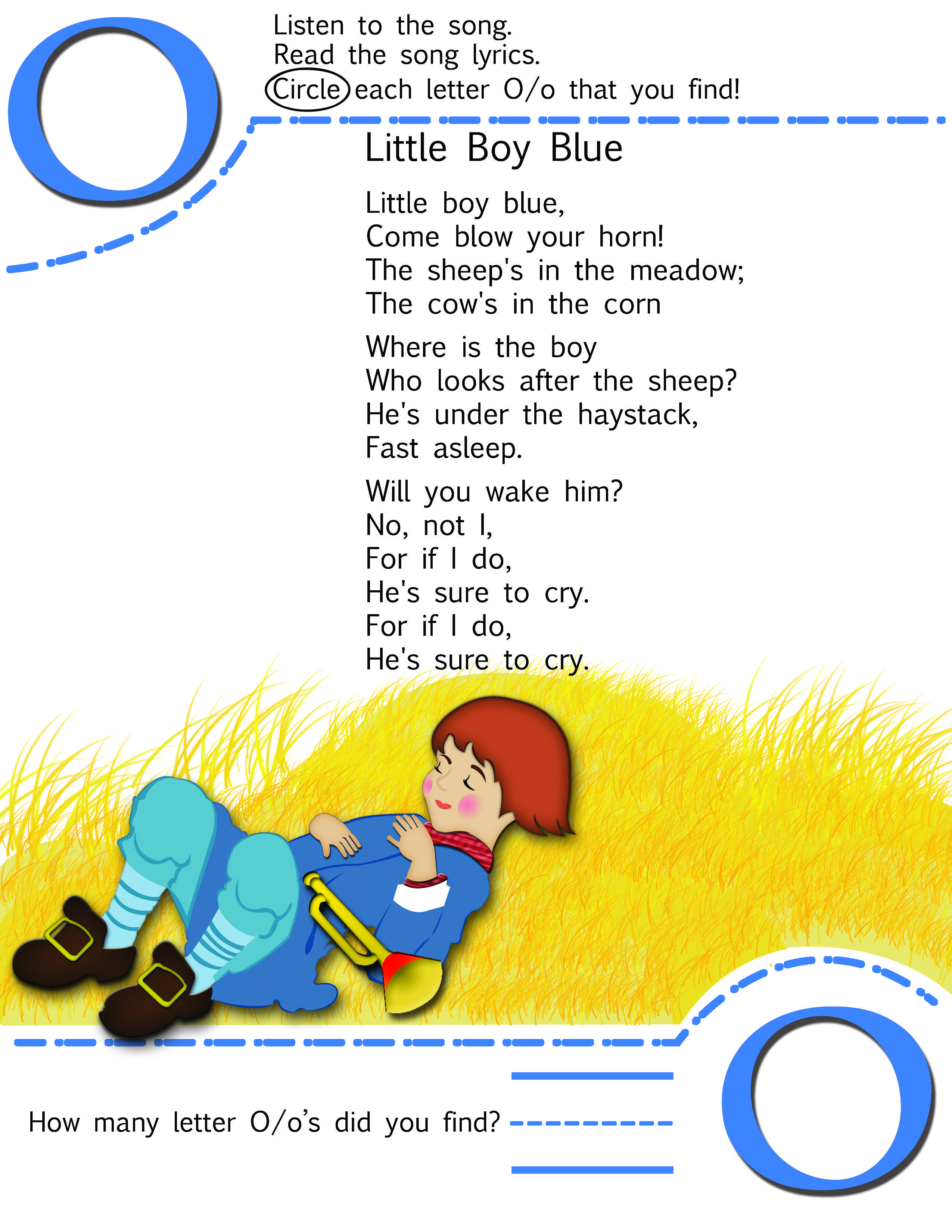 Nursery Rhymes: Not Just for Babies!