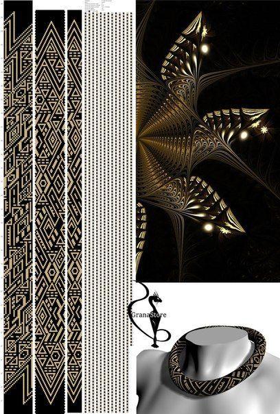Bildergebnis für solar dream häkelanleitung | Bead Crochet Patterns ...