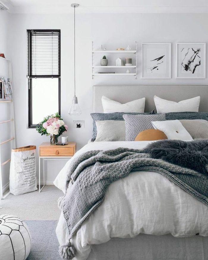 ▷ 1001 + Ideen für Skandinavische Schlafzimmer - Einrichtung und