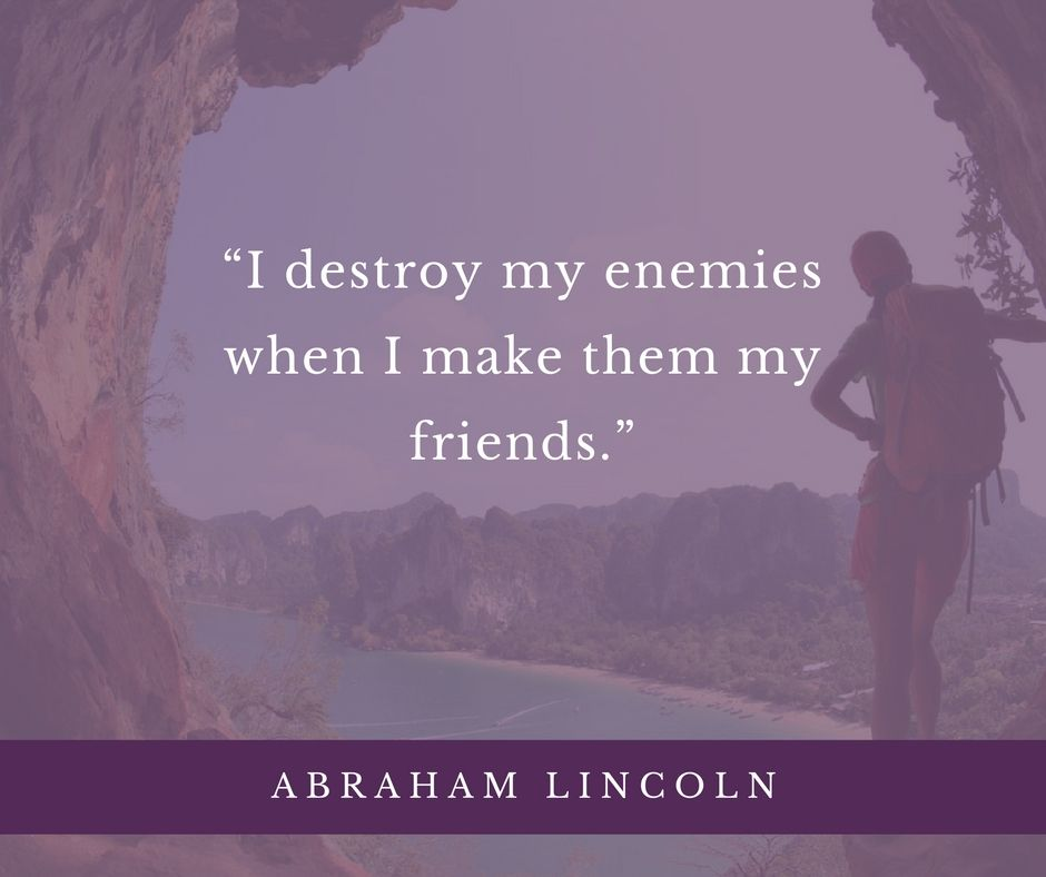Abraham Lincoln Quote -  http://www.spectrumdermatology.com/