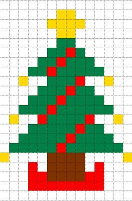 minecraft pixel art templates christmas tree crochet tricot minecraft pixel art. Black Bedroom Furniture Sets. Home Design Ideas