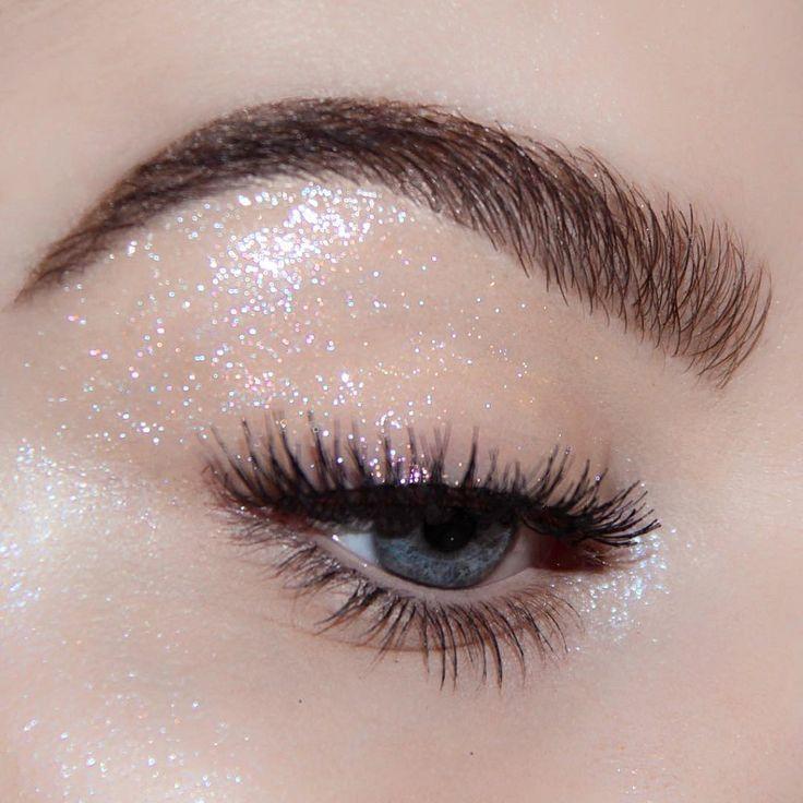 Photo of Dark star 006 Dark matter #EyeMakeup S P A R K L E ✨ Skinnende øyne …