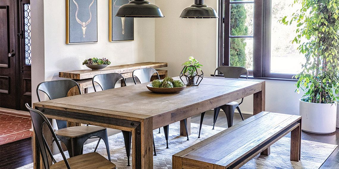 15 industrial dining room furniture ideas to increase your