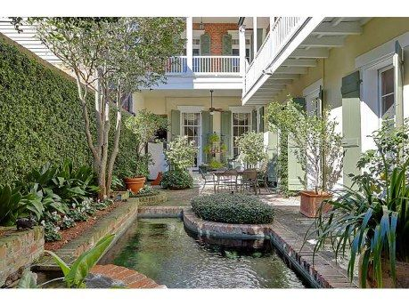 Realtor Com Real Estate Listings Homes For Sale New Orleans Homes New Orleans Garden District Courtyard Pool