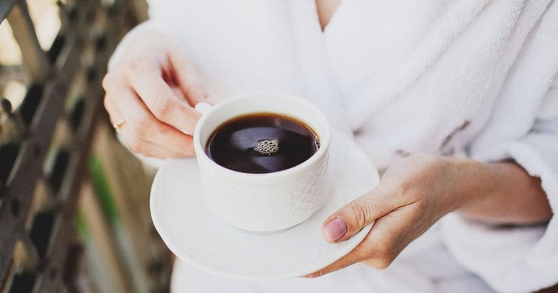 New Study Suggests That People Who Prefer Black Coffee