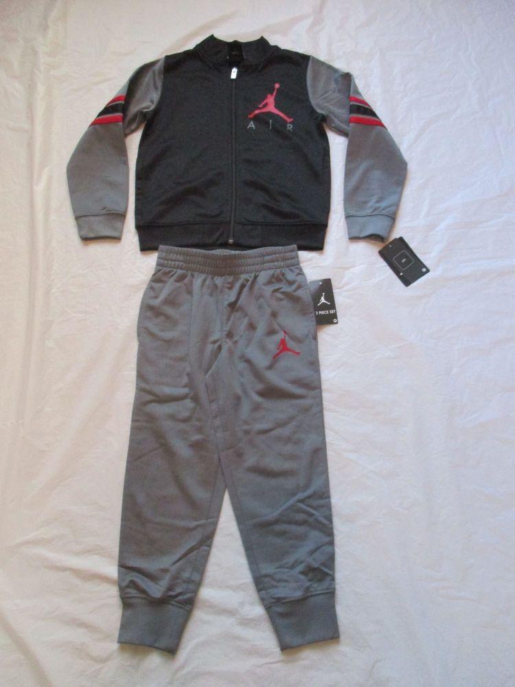 Nike Air Jordan Boys Tracksuit 2 Piece