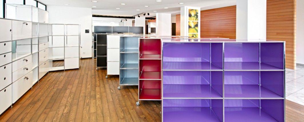 System4 Swiss Modular Furniture Bespoke System Home Office