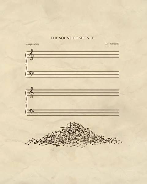 Muziek v Stilte