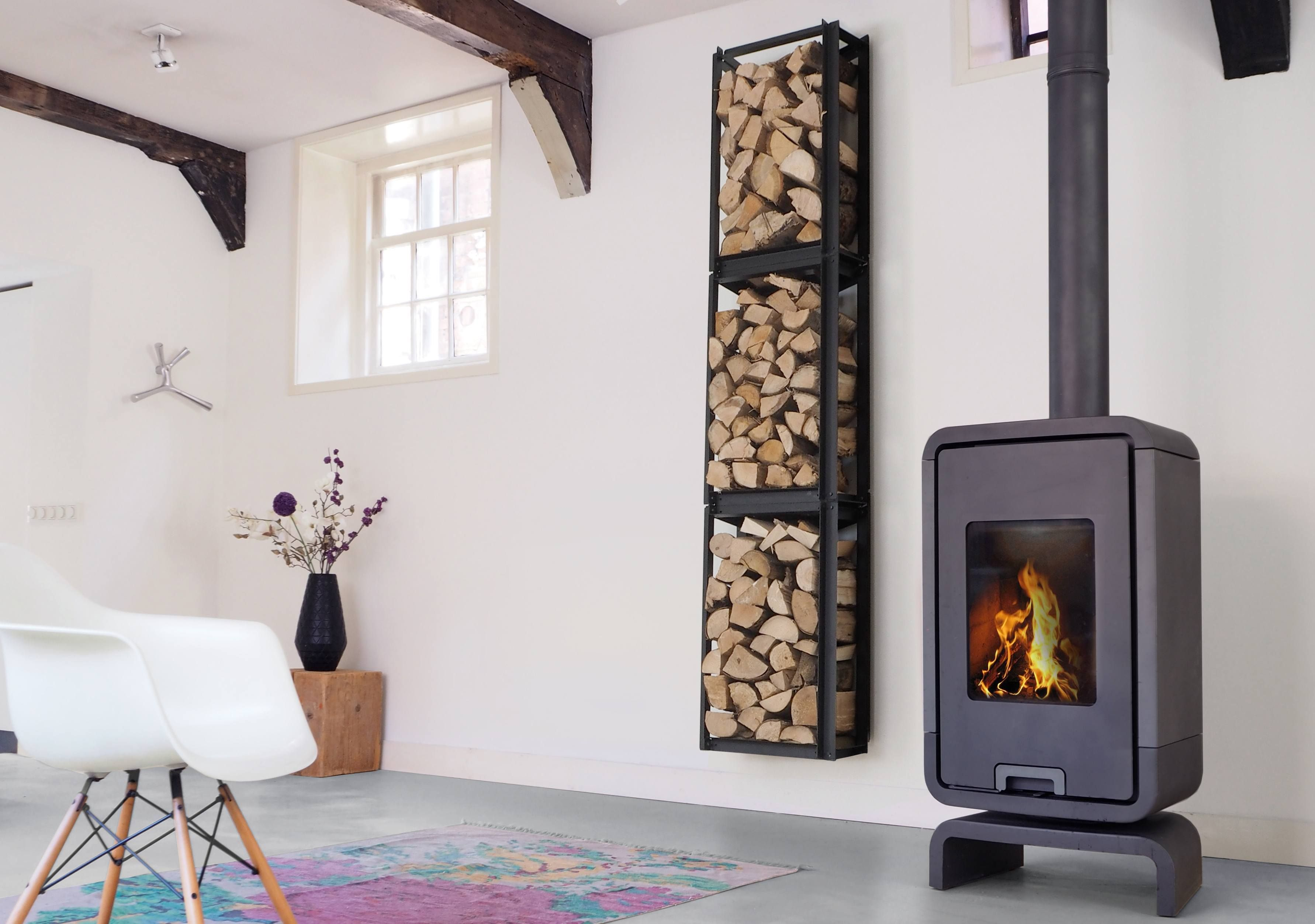 Discover Ideas About Firewood Holder