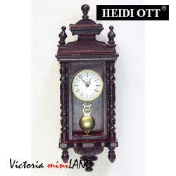 HEIDI OTT - Working Wall Clock
