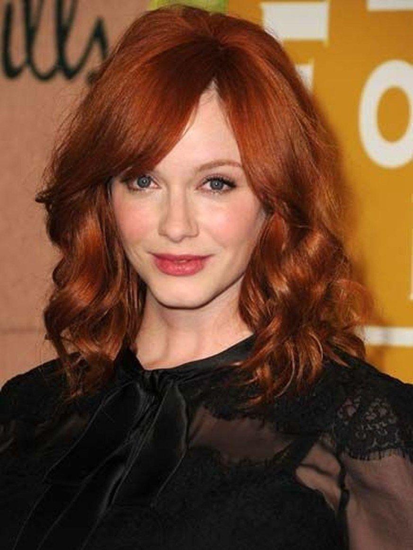 40 Perfect Copper Hair Color Ideas Winter