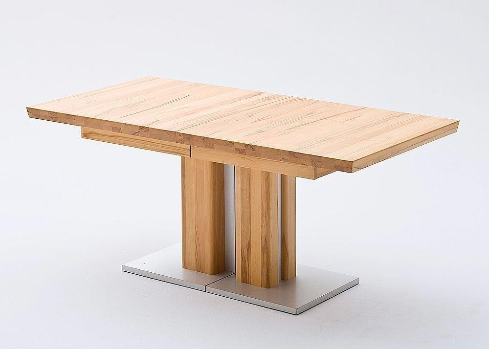Esstisch Baril Kernbuche Massiv Holz 5823 Buy now at   www