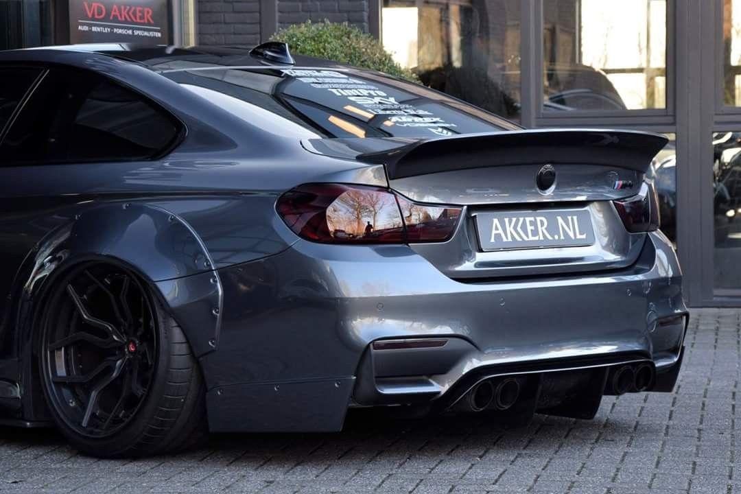 BMW M4 LIBERTY WALK @VDAKKER   Carros, Masculino