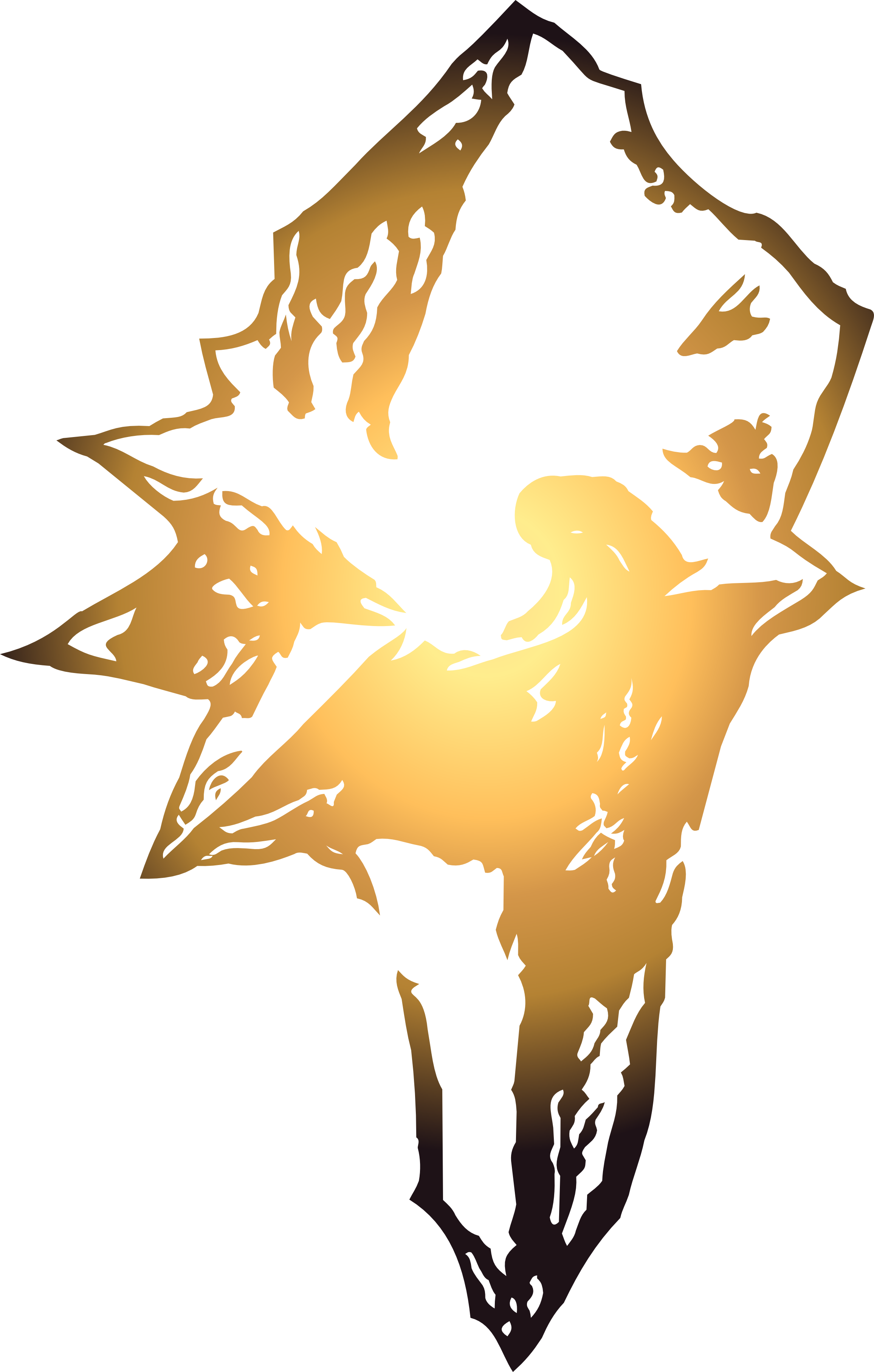 Final Fantasy IX logo by on