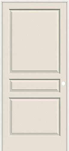 Discount 6 8 3 Panel Molded Interior Prehung Door Unit Replacing Interior Doors Doors Interior Jeld Wen Interior Doors