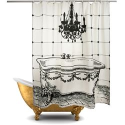 Thomas Paul Shower Curtain I Would Love This For Our New Place