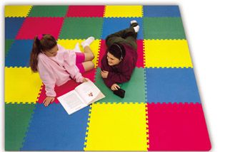 Puzzle Mats Soft Floors At CartWheelFactory Various Types Of Flooring Prices