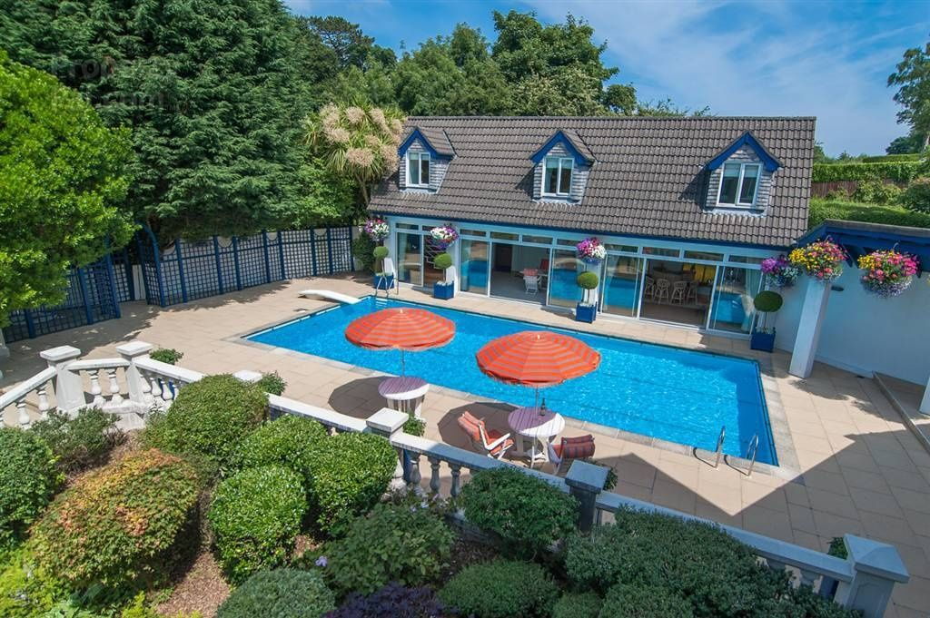 Orlington 5 Old Station Road Holywood Beautiful Homes Outdoor Pool Property For Sale