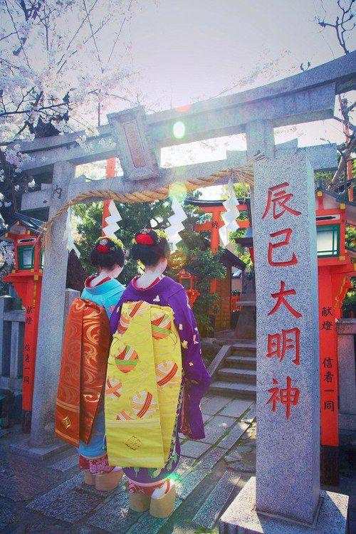 にほんてき shrine