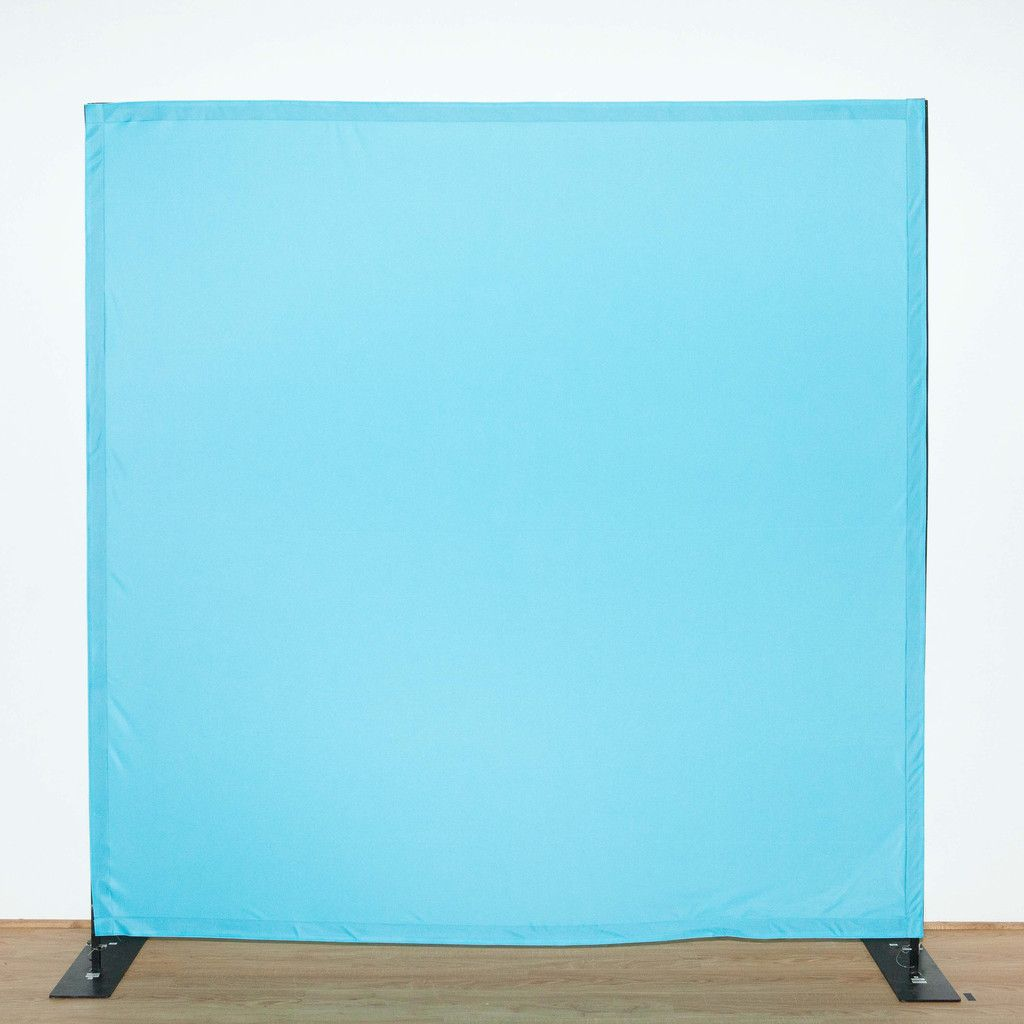 Color booth online - Turquoise Backdrop For Photo Booth Wedding Bar Mitzvah Birthday Party Kids Photography Event Decor Rent This Backdrop Online At