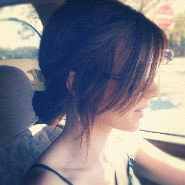Instagram Insta-Glam: Low Buns | Pinterest | Low buns, Bun hairstyle ...