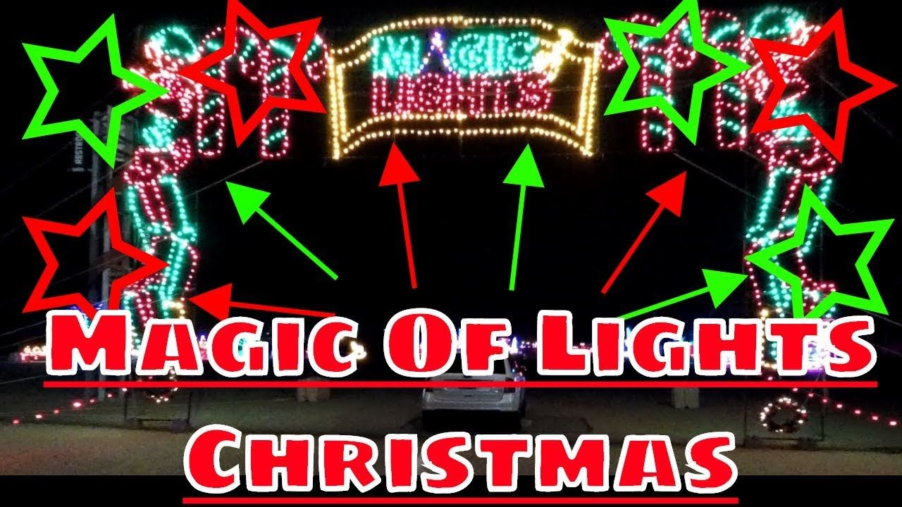 magic of lights at autoclub speedway fontana ca