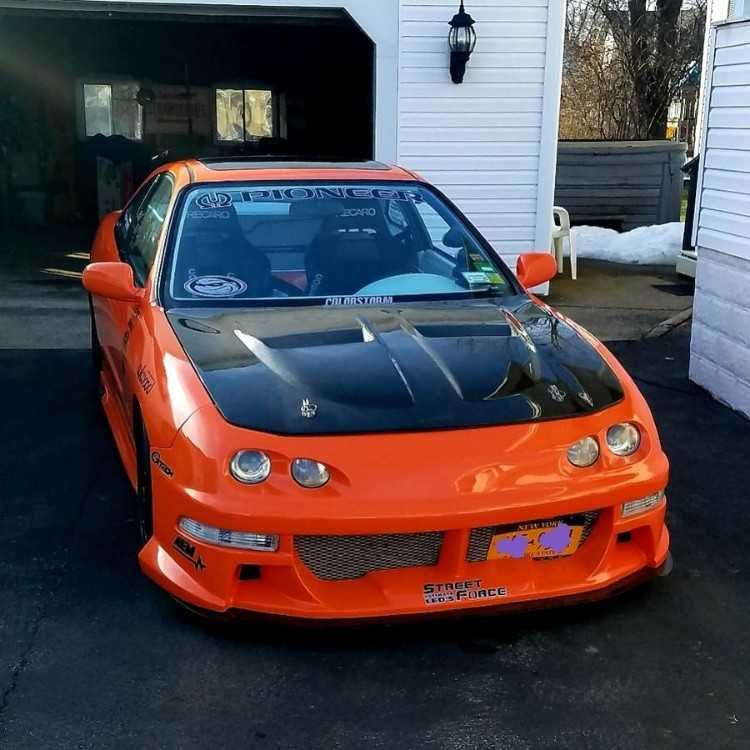 1994 Acura Integra Gsr Supercharged Vtec 0d 0ajackson Racing Built Engine 0d 0athis Car Is In Absolutely Perfect Condition 0d 0atoo Acura Integra Acura Vtec