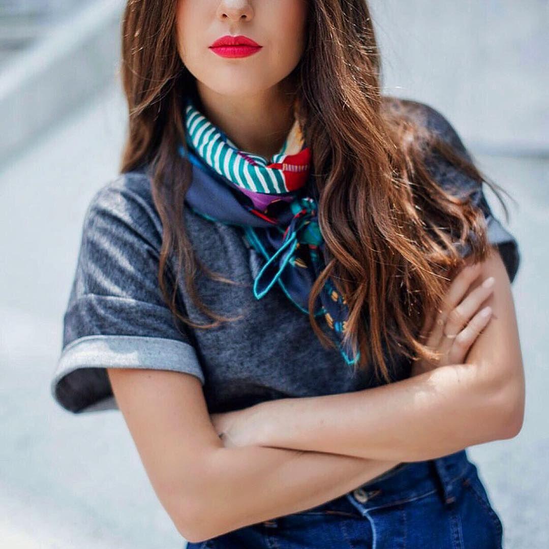 • Silk knots: un clásico que le dará un upgrade a tu look.   (Fashion itinerary-Paola Alberdi)