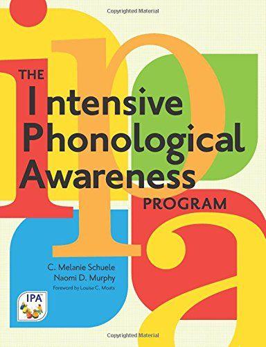 The Intensive Phonological Awareness (IPA) Program   Best